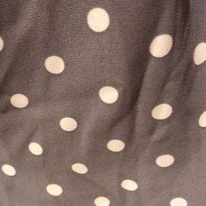 Express Dresses - Sleeveless summer dress in grey.